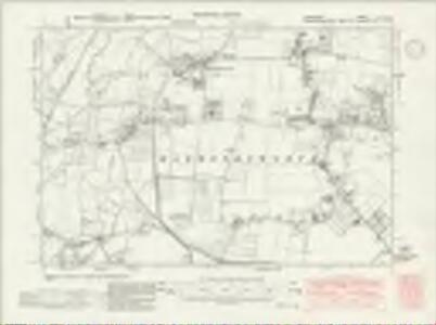 Middlesex XIX.NE - OS Six-Inch Map