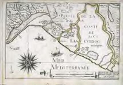 Partie de la capitainerie garde coste de d'Agde