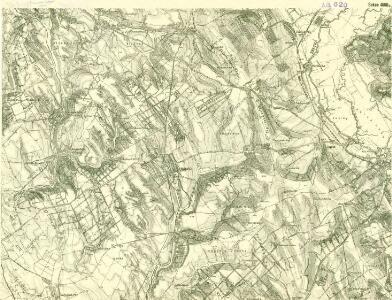 III. vojenské mapování 4660/3