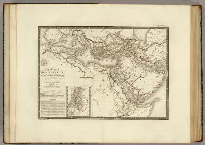 Geographie des Hebreux.
