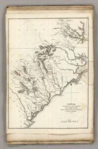 l'Armee du Sud, in la Virginie, dans les deux Carolines, et dans la Georgie.