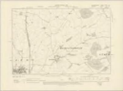 Leicestershire XXXIX.SE - OS Six-Inch Map