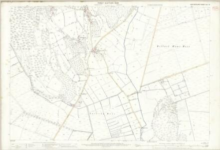 Westmorland XLII.13 (includes: Meathop And Ulpha; Witherslack) - 25 Inch Map