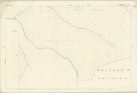 Cumberland LXXXVI.13 (inset LXXXVI.14) (includes: Bootle) - 25 Inch Map