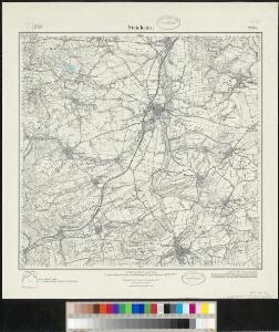 Meßtischblatt 2295 : Steinheim, 1932