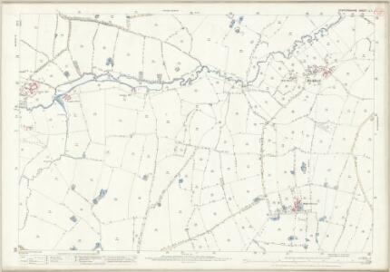 Staffordshire L.1 (includes: Lapley; Penkridge) - 25 Inch Map