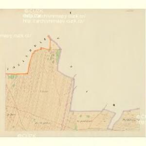 Lomnitz - c4219-1-001 - Kaiserpflichtexemplar der Landkarten des stabilen Katasters