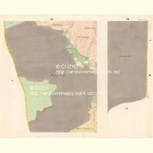 Břesowa - m0264-1-006 - Kaiserpflichtexemplar der Landkarten des stabilen Katasters