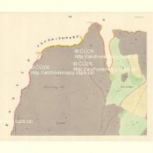Laucžka - m1610-1-005 - Kaiserpflichtexemplar der Landkarten des stabilen Katasters