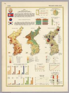 Korea.  Pergamon World Atlas.