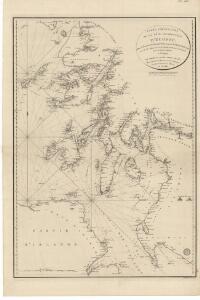 Carte particuliere de la cote occidentale d'Escosse, depuis la Pointe d'Ardnamurchan jusqu'au Mull de Galloway.