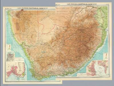 Composite: Cape Province, Transvaal, &c.