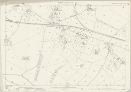 Buckinghamshire XLIII.6 (includes: Amersham) - 25 Inch Map