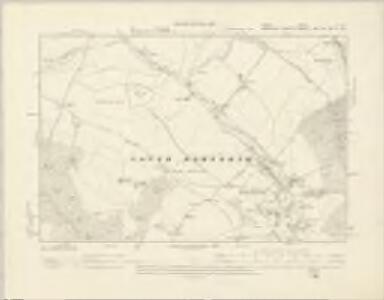Dorset X.SE - OS Six-Inch Map