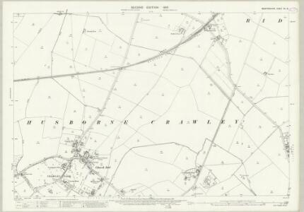 Bedfordshire XX.16 (includes: Aspley Guise; Hulcote and Salford; Husborne Crawley; Ridgmont) - 25 Inch Map