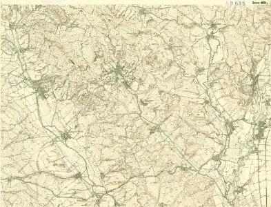 III. vojenské mapování 4664/2