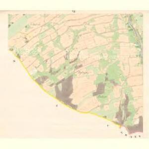 Kozlowitz - m1320-1-006 - Kaiserpflichtexemplar der Landkarten des stabilen Katasters