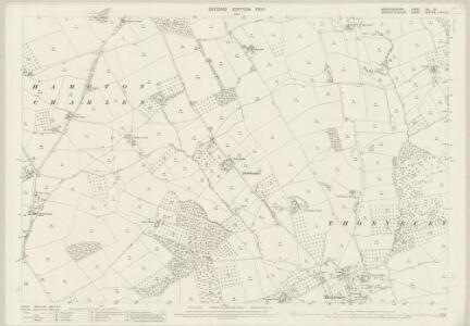Herefordshire XIII.12 (includes: Bockleton; Hampton Charles; Thornbury) - 25 Inch Map