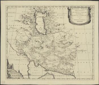 Imperii Percici delineatio