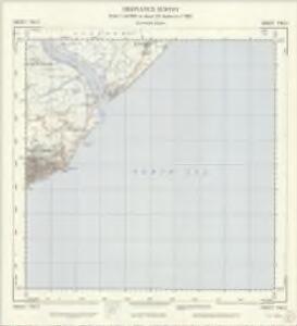 TM33 - OS 1:25,000 Provisional Series Map