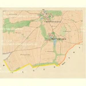 Preitenstein - c1401-1-005 - Kaiserpflichtexemplar der Landkarten des stabilen Katasters