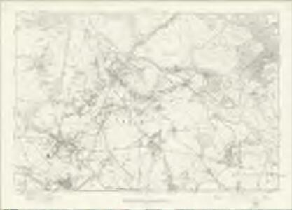 Staffordshire LI - OS Six-Inch Map