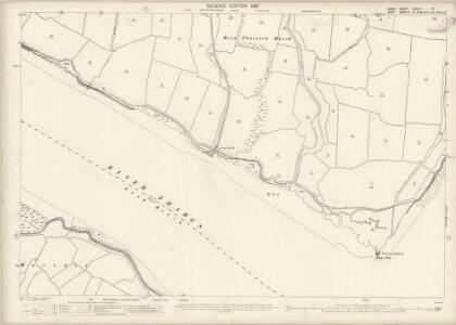 Essex (1st Ed/Rev 1862-96) LXXXIII.14 (includes: Stone; Thurrock) - 25 Inch Map