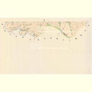 Straschowitz (Stražowitz) - c7411-1-004 - Kaiserpflichtexemplar der Landkarten des stabilen Katasters