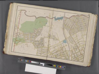 Westchester, Double Page Plate No. 12 [Map bounded by Pelham, E. 5th St., Rich Ave., East Chester] / prepared under the direction of Joseph R. Bien, from general surveys and official records.