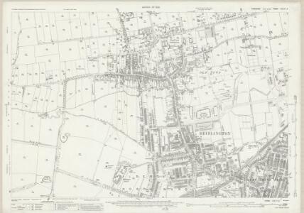 Yorkshire CXLVI.2 (includes: Boynton; Bridlington) - 25 Inch Map
