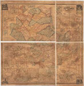 A topographical map of Essex County, Massachusetts : based upon the trigonometrical survey of the state