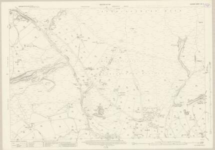 Durham XXII.3 (includes: Stanhope) - 25 Inch Map
