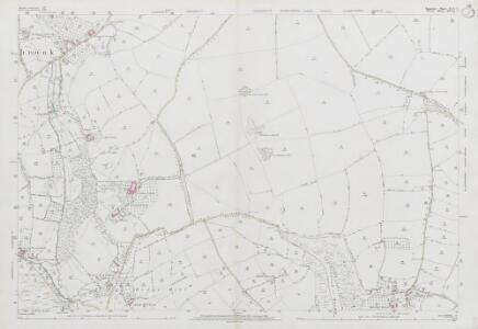 Somerset XCI.7 (includes: Chard; Chardstock; Wambrook) - 25 Inch Map