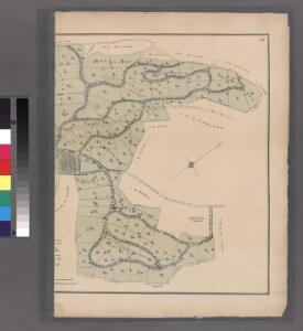 Plates 42 & 43: Tarrytown Heights Land Company, Plan of the Land, belonging to the Company.
