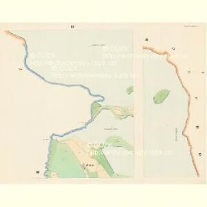 Gross Czekau - c0785-1-001 - Kaiserpflichtexemplar der Landkarten des stabilen Katasters