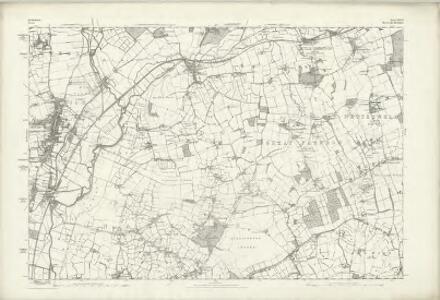 Hertfordshire XXXVII - OS Six-Inch Map