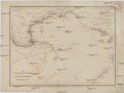 Der Vulkan-Gürtel und die Central-Gruppen des Grossen Oceans