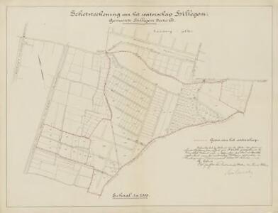 Waterschap Hillegom, gemeente Hillegom.