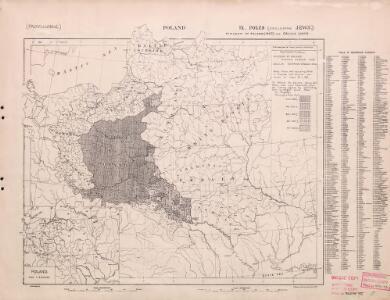 Poland: Poles (excluding Jews)
