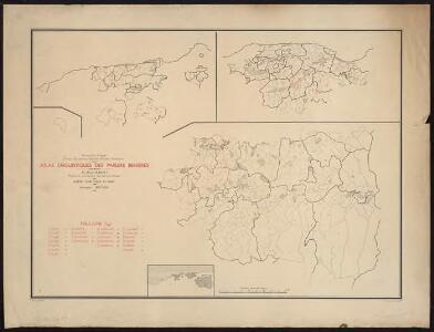 Atlas linguistique des parlers berbères. Algérie, Territoires du Nord. Pouliche (Sg)