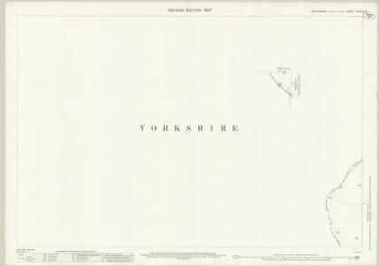 Lincolnshire XVI.8 & 12 (includes: Belton; Hatfield; Thorne) - 25 Inch Map