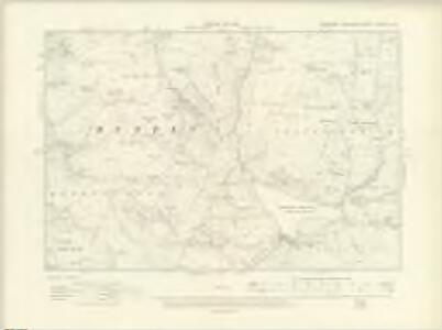 Yorkshire CXXXIV.NE - OS Six-Inch Map