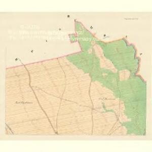 Gross Heilendorf (Hruby Postromow) - m2383-1-002 - Kaiserpflichtexemplar der Landkarten des stabilen Katasters
