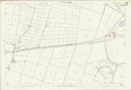 Cambridgeshire XVI.10 (includes: March; Wimblington) - 25 Inch Map
