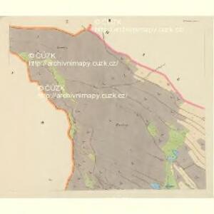 Lobendau - c4186-1-002 - Kaiserpflichtexemplar der Landkarten des stabilen Katasters
