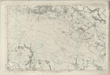 Yorkshire CXXXV - OS Six-Inch Map