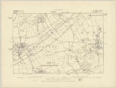 Gloucestershire XIII.SE - OS Six-Inch Map