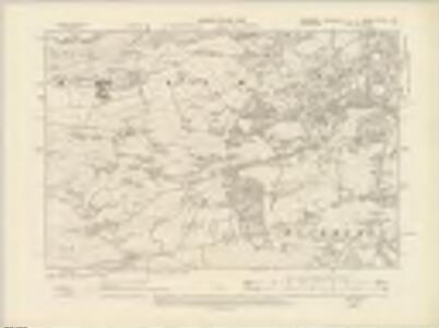 Yorkshire CCXCIV.SW - OS Six-Inch Map