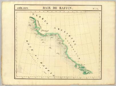 Baie de Baffin. Amer. Sep. 3.