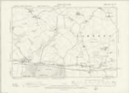 Essex XXIII.SW - OS Six-Inch Map
